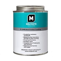 Anti-Friktions Coating - Molykote D-3484 - Dåse 500 g